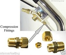 Carpet Cleaning Wand Repair Compression Fitting