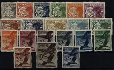 Postfrische Briefmarken österreichische (1918-1944) mit BPP-Fotobefund