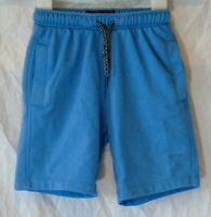 Boys Next Blue Drawstring Waist Comfy Jogger Summer Shorts Age 5 Years