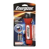 Energizer WRWP21E Weatheready Waterproof Floating LED Flashlight, 2AA