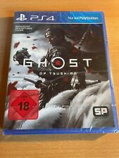 PS4 Spiel aus PS4 Spielesammlung Ghost of Tsushima NEU & OVP