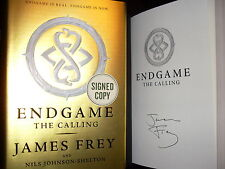 James Frey signed Endgame The Calling 1st printing hardcover book