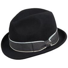 New Licensed Dorfman Pacific Unisex Wool  Fedora Hat Size M  Last Ones! _GA
