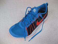 Nike Mens Shoes NEW $85 Flex Train Aver 831568 401 Blue Crimson Black Wht 11