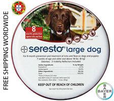 Serest o collar large dog > 8kg > 18lb  SEREST COLLAR LARGE DOGS of B A Y E R
