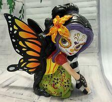 Sweet Isabella Fairy Figurine - Sugar Skull Fairy  - Jasmine Becket-Griffith