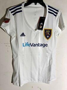 Adidas Women's MLS Jersey REAL SALT LAKE Team White sz S