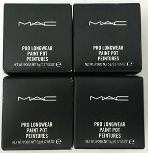 Mac Eyeshadow Pro Longwear Paint Pot *BRAND NEW IN BOX *100% Authentic *Choose
