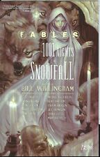 Fables 1001 Nights of Snowfall GN Bill Willingham James Jean Charles Vess New NM
