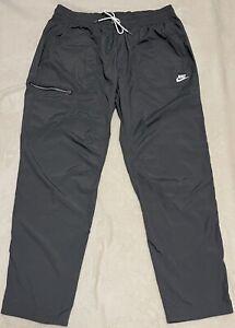 Nike NSW Woven Cargo Training Joggers Pants Sz 3XL-Tall Mens Gray CU4465-068 $85