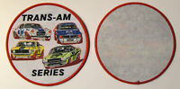 VINTAGE TRANS AM SERIE PATCH - SCCA - RACING-MUSTANG BOSS 302-JAVELIN-CHALLENGER