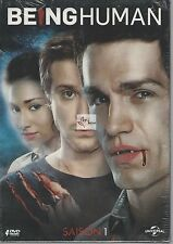 Being Human - Coffret 4 DVD - L'integrale de la Saison 1 - Neuf