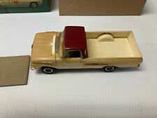 Vintage AMT 1:25 61 Ford F 100, incomplete : most Build , no  Box Box , used