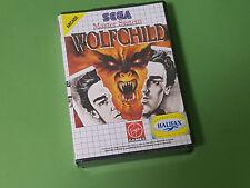 Wolfchild Boxed Sega Master System Game Cartridge - Virgin *NEW & SEALED*