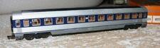 P12  Roco 4274 Personenwagen 2.Klasse blau/silber DB A/c Wechselstrom