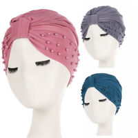 foulard hijib beanie chapeau de musulmans turban cancer de la chimio pac turban