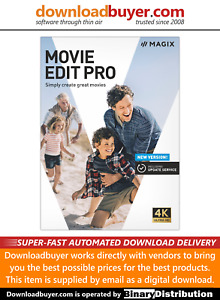 MAGIX Movie Edit Pro 2020 - [Download]