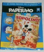 Album Figurine Sticker Story Paperino 85 Years Panini Disney con Topolino 3336
