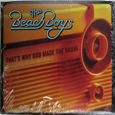 "Beach Boys 7"" That's Why God Made The Radio Sealed Vinyl"