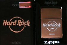 Hard Rock Cafe BERLIN Silver Chrome ZIPPO Lighter New in Box with Sealed Sticker
