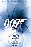 James Bond 007 Volume 1 Pierce Brosnan Roger Moore Sean Connery 3 Blu-ray Movies