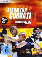 3 DVDs * ALARM FÜR COBRA 11 - STAFFEL 24 + 25 # NEU OVP §