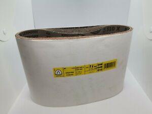 Klingspor Sanding belts, pack of 10, 200 x 750mm, CS310X, Grit 100, Grinding
