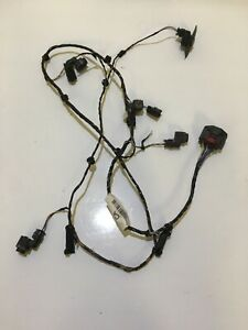 GENUINE JAGUAR XF 2011-15 PDC PARKING AID SENSORS WITH WIRING HARNESS FX23-14369
