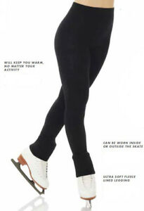 Mondor 4790 Thermal footless tights/ leggings. -  Child Sizes