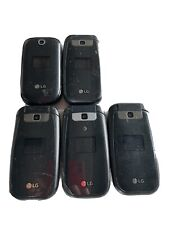 Lot of 5 | Cell phones For parts | Lg Phones For Repair