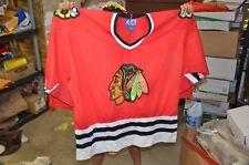 Chicago Blackhawks Hockey Jersey XL