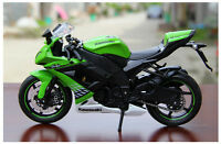 Collect 1:12 Motorcycle Model Toy For Kawasaki Ninja ZX-10R Superbike Diecast Gn