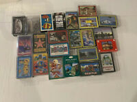 Lot 23 80s 90s Full Deck Playing Cards Souvenir Cities Disney NYC New Orleans