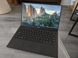 Dell XPS 13 9360 - Iris Plus - i7-7560U - 8GB RAM - 512GB NVMe SSD - Win 10