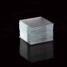 100 pcs Glass Micro Cover Slips 22x22mm - Microscope Slide Covers UK
