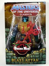 *Damaged Package* Masters of the Universe Classics Blast Attak Snake Men Motu
