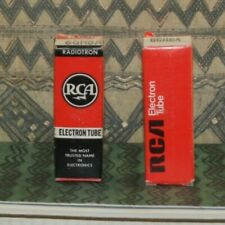 6Gh8A Rca 6Gh8 Vacuum tube(s) (2) Two tubes in boxes. Tested