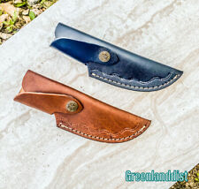HYDE 56500 Sheath,Knife,1 Pocket,2in.W.,Tan