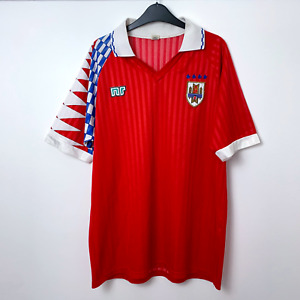 Original Uruguay 1992/1993/1994 Away Football Shirt Camiseta Ennerre NR