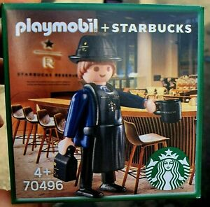 Starbucks korea  2021 for every starbucks buddy Playmobil partner barista - JUN