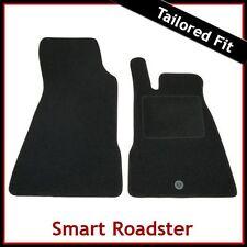 SMART Roadster 2003 2004 2005 2006 2007 montato su misura moquette tappetini NUOVI