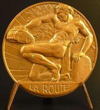 Medaille Fédération des transports routiers La Route sc R Palletier Road medal