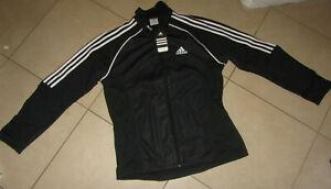 Adidas Herren Ath.Laufjacke M 08 schwarz Athmungsaktiv Thermo Gr. 9 56 XXL NEU
