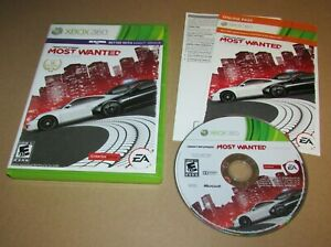Need for Speed: Most Wanted for Xbox 360 Fast Shipping!