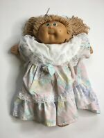 Vintage Cabbage Patch Doll **RARE!* Xavier Roberts Signed 1985