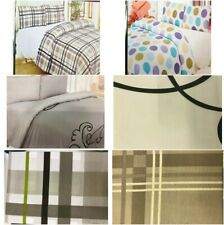 New Printed Flat Bed Sheet with Matching Pillowcases Double King Sizes