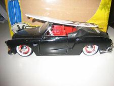 Jada 1959 Volkswagen Karmann Ghia convertible 1:24 scale diecast car