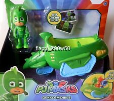 *PJ Masks* GEKKO-MOBILE 6 INCH VEHICLE SET- New Release!!