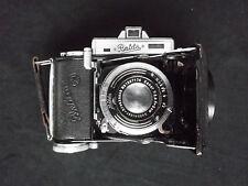 """Klapp-Balgenkamera """"Super Baldina""""  für 35mm Kleinbildfilm – Modell von 1938"""