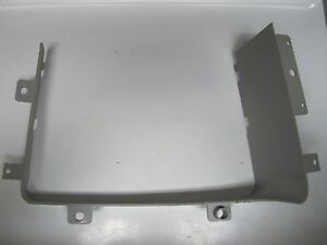 71 Oldsmobile Delta 88 98 RH Stone Shield to Grille Liner NOS 407220